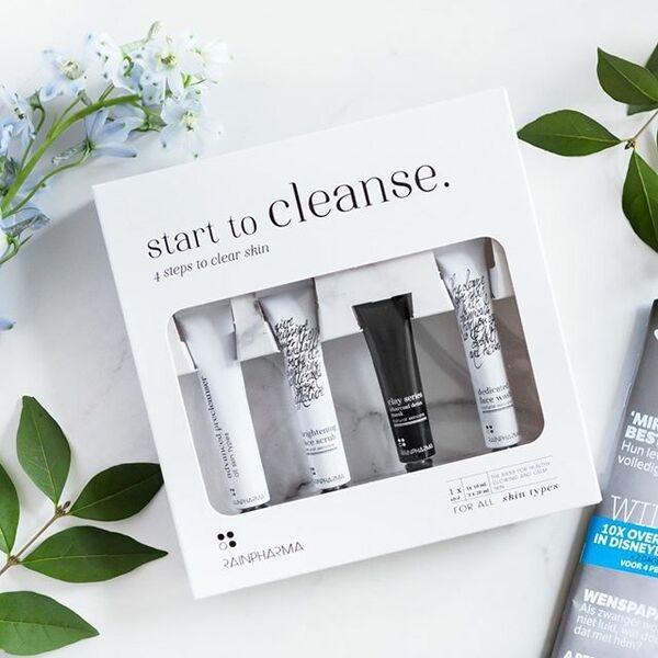 Start to cleanse RainPharma